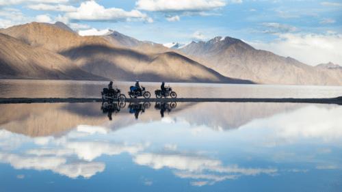 The Grand Ladakh Bike Expedition - jun 2017