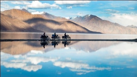 Julley…. Welcome to Ladakh
