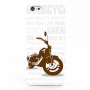 Mobile Case For iPhone 5 Wow