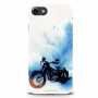 Mobile Case For Apple iphone 7 Bike canvas