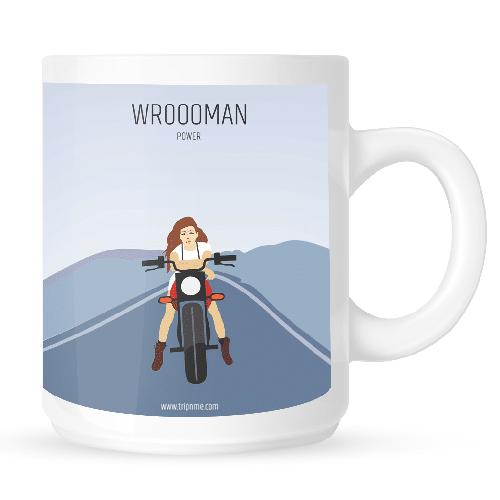 Mug with Wrooman