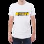 male tshirt white - drift