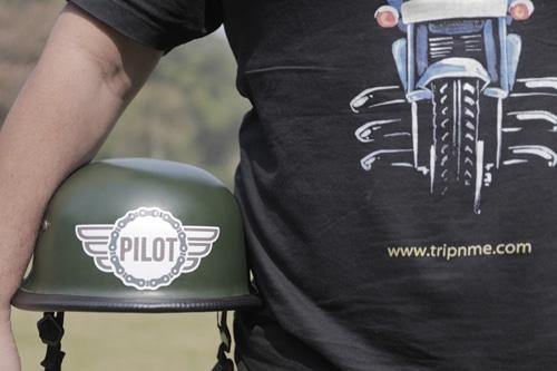 Sticker Pilot