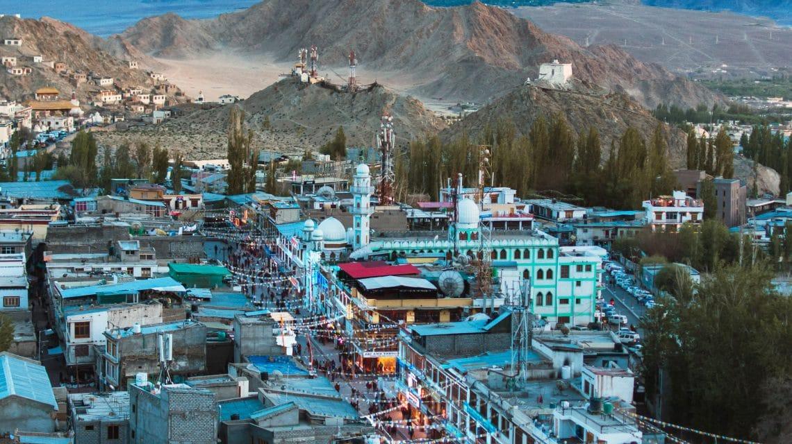 Lodging in Leh-Ladakh