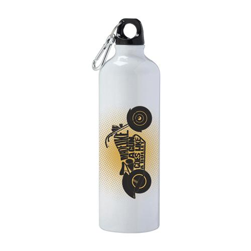 Flask-with-made-like-gun