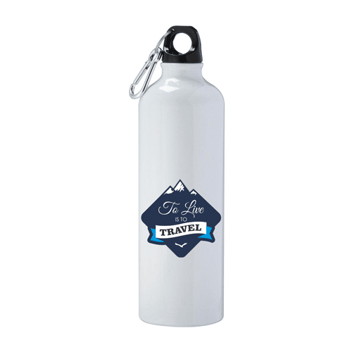 Flask-with-to-live-to-travel