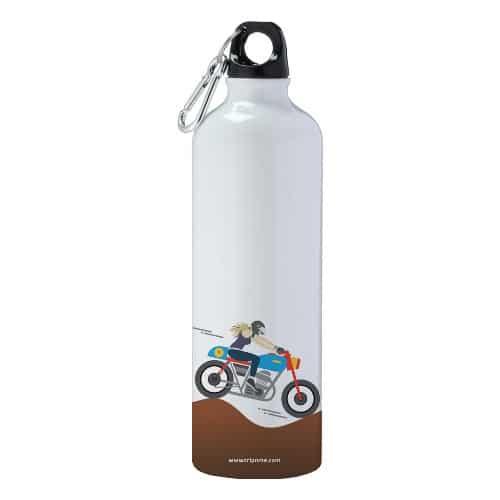 flask_girl-on-bike