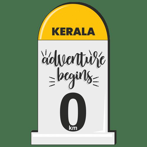 Stickers - milestones_kerala