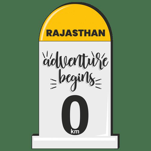 sticker - milestones_rajasthan