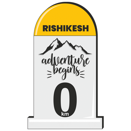 Stickers - milestones_rishikesh