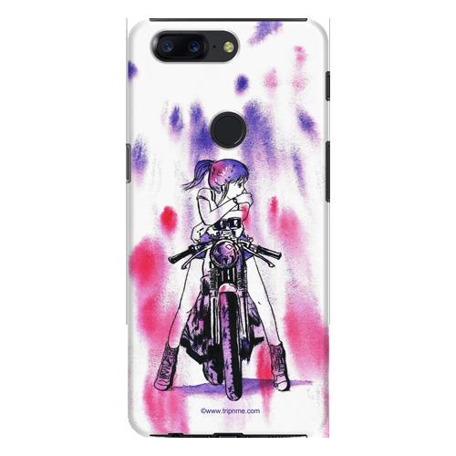 Mobile Case_OnePlus_5T_girl-on-bike_MainBackView