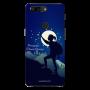 women trekking night themed_OnePlus 5T Mobile Case
