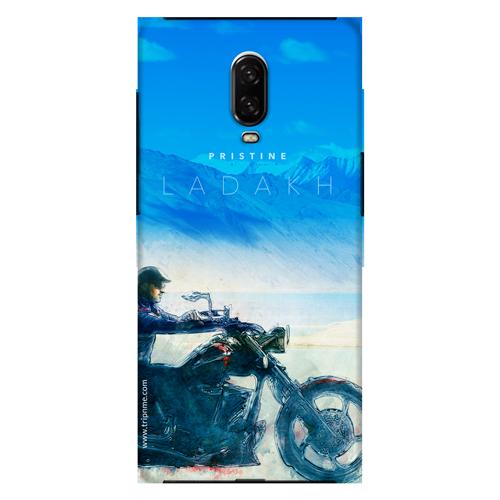 Mobile Case_OnePlus_6T_bike-lake_MainBackView