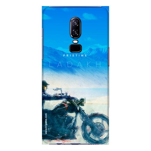 Mobile Case_OnePlus_6_bike-lake_MainBackView