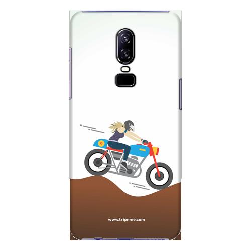 Mobile Case_OnePlus_6_female-rider_MainBackView