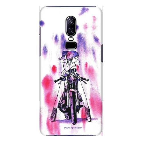 Mobile Case_OnePlus_6_girl-on-bike_MainBackView