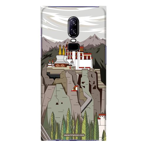 Mobile Case_OnePlus_6_lamayuru_MainBackView