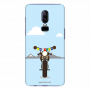 Mobile Case_OnePlus_6_mountain_MainBackView