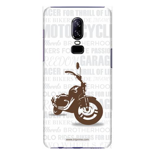 Mobile Case_OnePlus_6_rider_MainBackView
