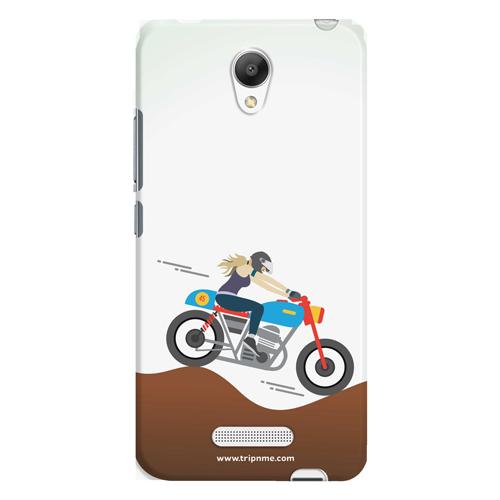 Mobile Case_Redmi_Note2_female-rider_MainBackView