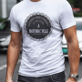 A Motorcycle_male white tshirt