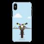Mobile Case_iPhone XS_mountain_MainBackView