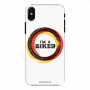 Mobile_Case_iPhone_X_i am_a_biker_white_MainBackView