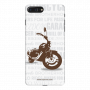 Mobile Case_iphone 7Plus_wow_bullet_white_MainBackView