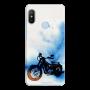 Mobile_Case_Redmi_6_Pro_bike_canvas_MainBackView