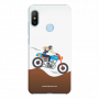 Mobile_Case_Redmi_6Pro_female_rider_MainBackView