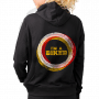 female_i_am_biker_black_hoodie_back