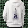female_white_guitar_hoodie_back