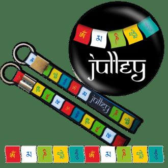 2 Julley keychain_1 Julley badge_1 Julley flag sticker