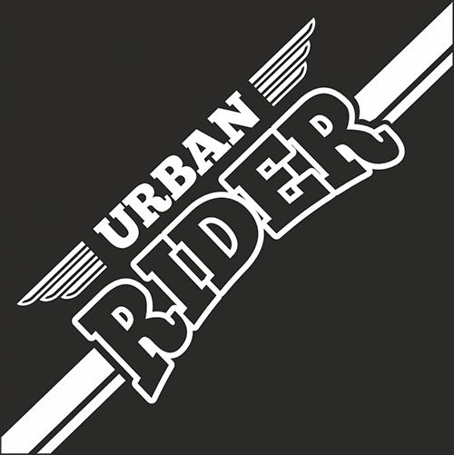 Urban Rider Magnet