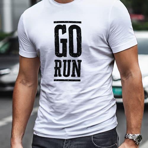 go run premium tshirt