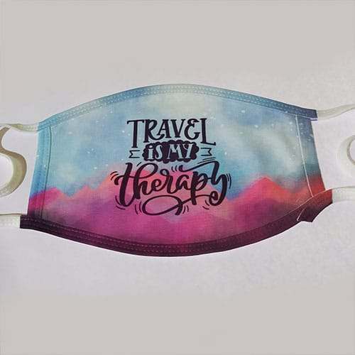 Travel Therapy Mask