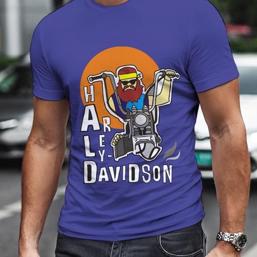 male blue premium tshirt HD ybg