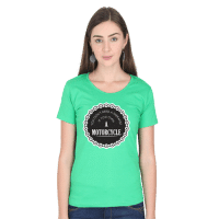 therapist - green female premium tshirt